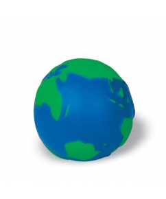 Anti-stress globe bedrukken